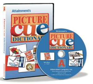 Picture Cue Dictionary Software